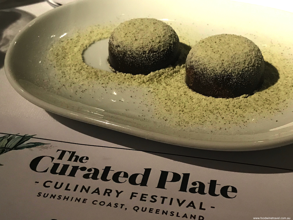 The Curated Plate Wild Forage Dinner Saltbush Caramels