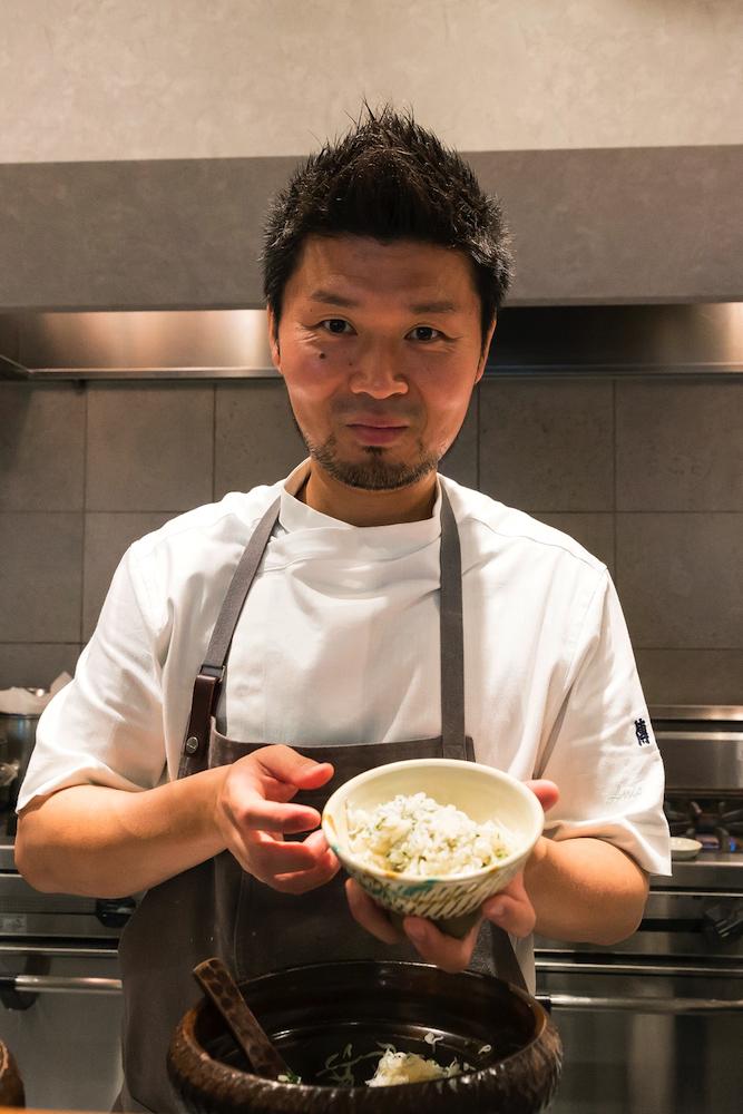 Zaiyu Hasegawa, Japanese Chef appearing at Sunshine Coast Curated Plate Festival-imp