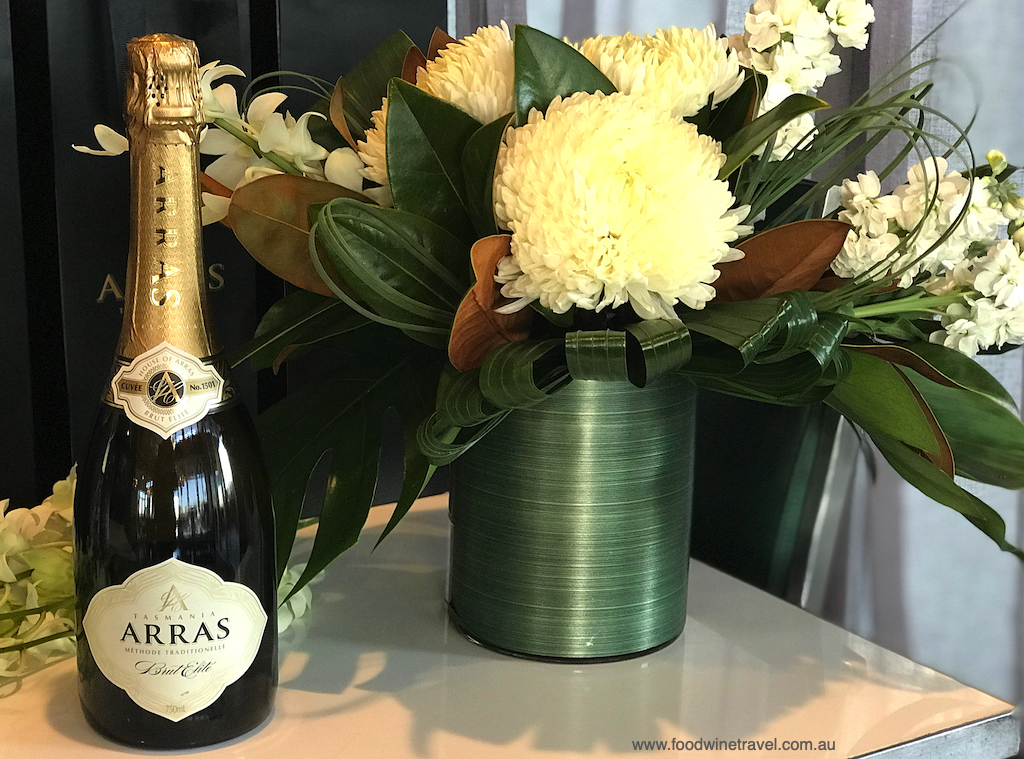 Australia's most awarded winemaker, Ed Carr, had a lofty vision for the Arras range of sparkling wines.