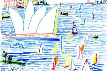 The Harbour, Scott Bevan's definitive account of Sydney Harbour.