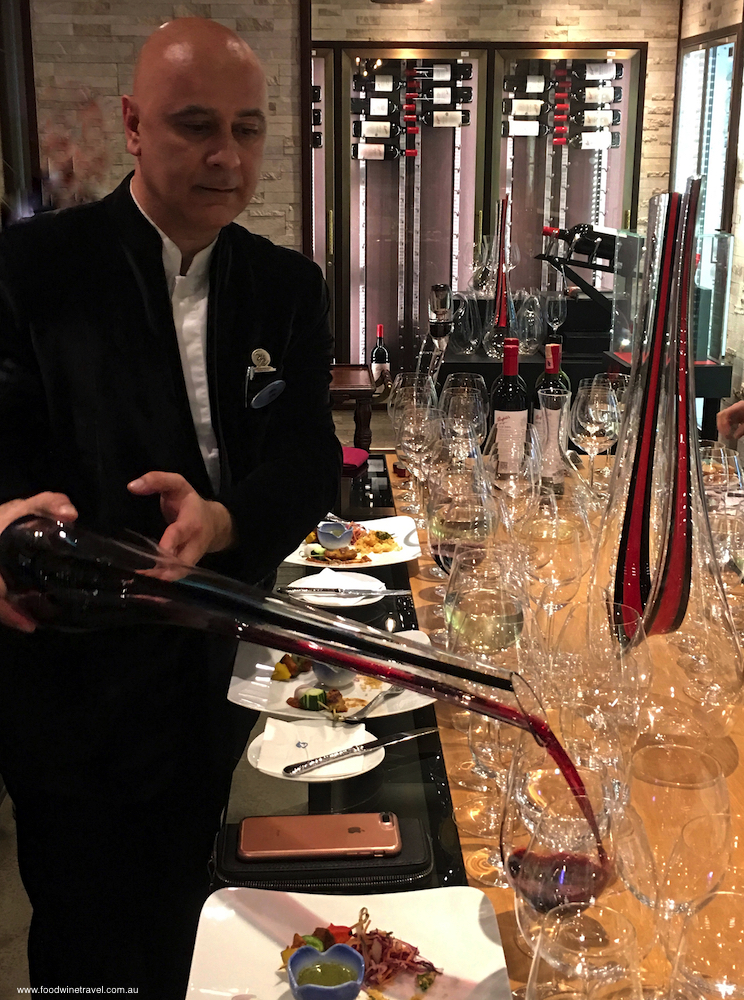Dream Cruises Penfolds Wine Experience Erdal Uysal