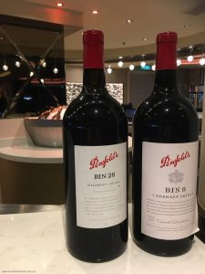Dream Cruises Penfolds Wine Experience