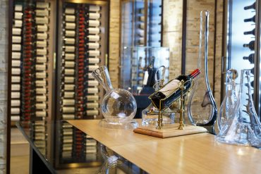 Dream Cruises Penfolds Wine Experience