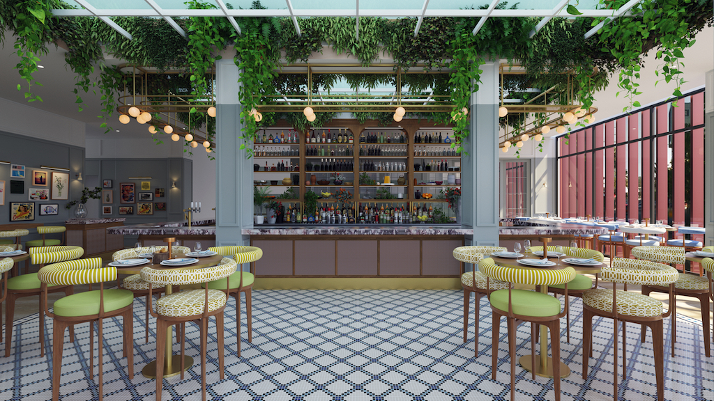 With a chic fit out by designer Carlie Milosevic, Hyde Perth Kitchen + Cocktails is being touted as Perth's most stylish restaurant and bar.