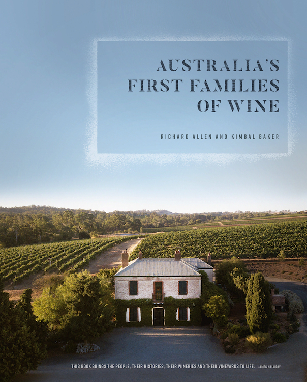 Australias First Families Of Wine Book