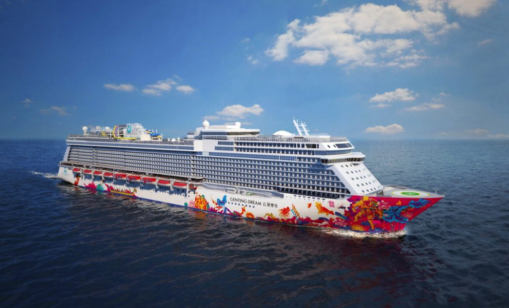 Genting Dream Impressions of Vietnam cruise
