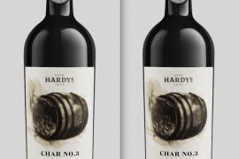 Hardys Char No 3 Shiraz and Cabernet Sauvignon
