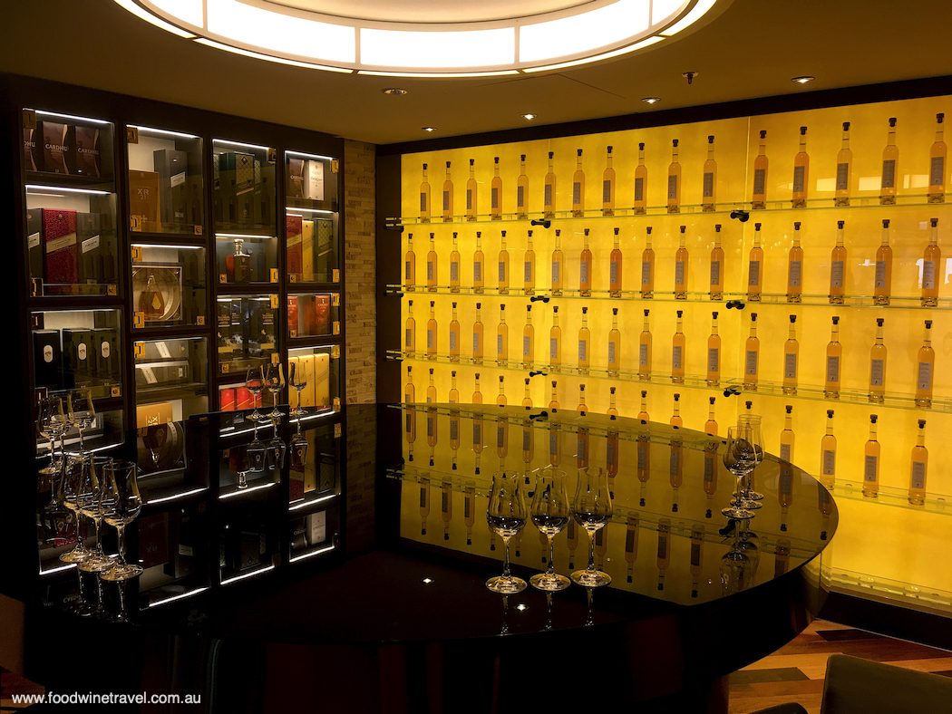 Dream Cruises cruise ship first: the Johnnie Walker Whisky House.