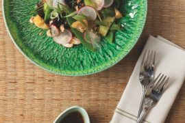 Recipe for Buddha's Delight Salad, from Cook & Feast by Audra Morrice.