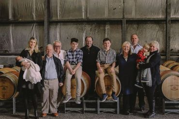The Tyrrell family, Hunter Valley winemakers.