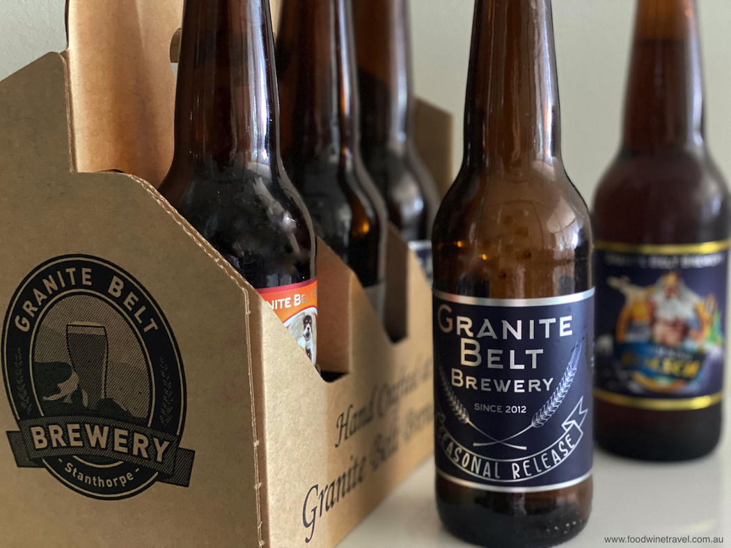Granite Belt Brewery Stanthorpe craft beer
