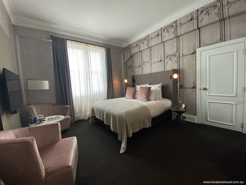 Hotel Grand Windsor Auckland Superior King Room