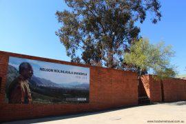 Apartheid Museum Johannesburg sites associated with Nelson Mandela