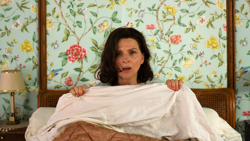 Look out for the international premiere of Juliette Binoche in How to Be a Good Wife.