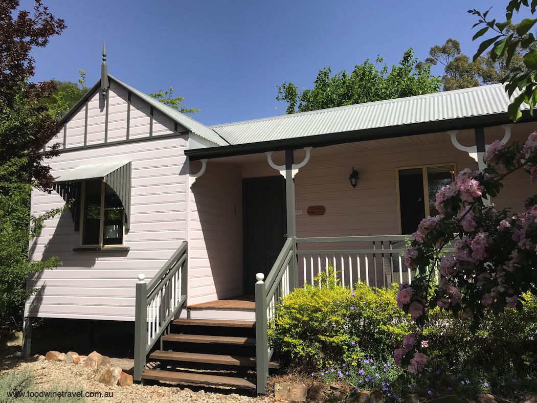 Granite Belt Mulberry Cottage Stanthorpe Accommodation