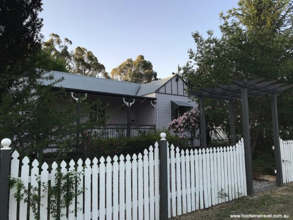 Granite Belt Mulberry Cottage Stanthorpe Exterior