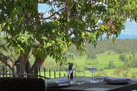 Spicers Hidden Vale Homage Restaurant Table