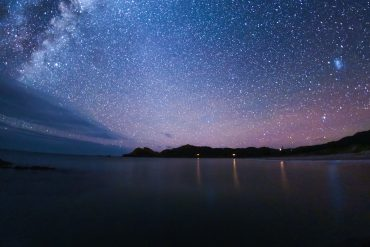 Dark Sky Sanctuary, Great Barrier Island, Auckland. Photo courtesy of TravMedia.