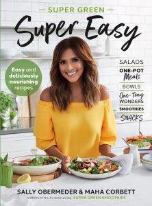 Vegan Mexican Fiesta recipe from Super Green Super Easy by Sally Obermeder and Maha Corbett