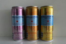 S.Pellegrino Essenza fruit flavoured sparkling water