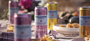 S.Pellegrino Essenza fruit flavoured sparkling water