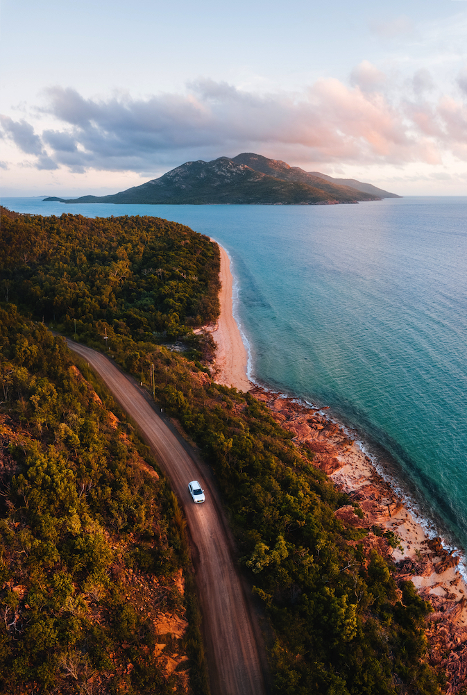 Cape Gloucester, in Queensland's Whitsundays. © Tourism and Events Queensland. best Australian road trips