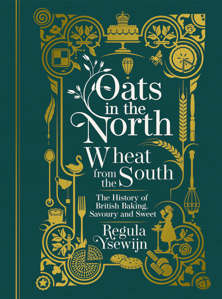 Oats In The North, Wheat From The South by Regula Ysewijn.