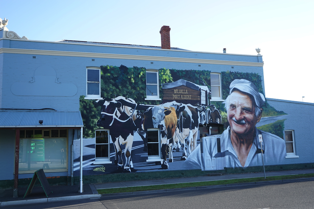 Federal Coffee Palace, 305 Commercial Rd, Yarram.