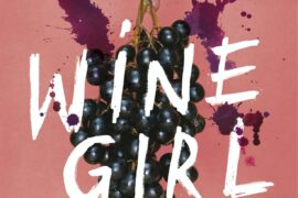 Wine Girl by Victoria James