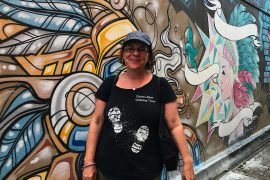 Cairns Hipster Walking Tour owner guide Georgia Babatsikos