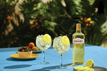Gordon's Sicilian Lemon Distilled Gin