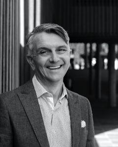 Sydney historian Dr Peter Hobbins.