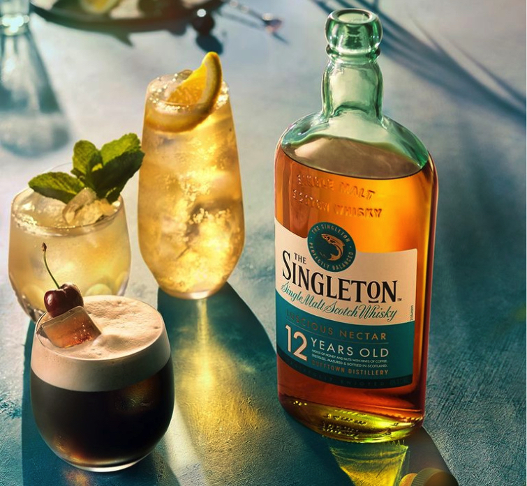 Explore the world of whisky with The Singleton 12 Year Old Single Malt.