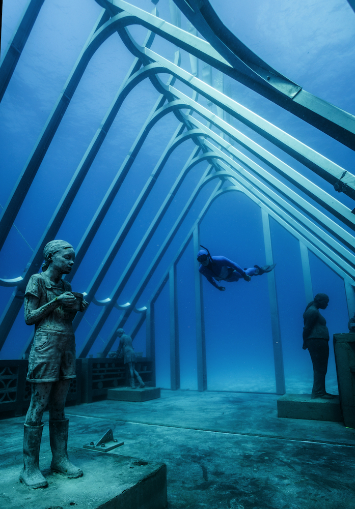 Museum of Underwater Art, Great Barrier Reef