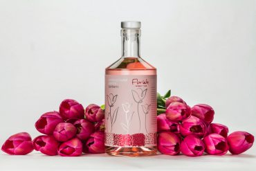 Underground Spirits' Floriade reimaGINed limited edition pink gin