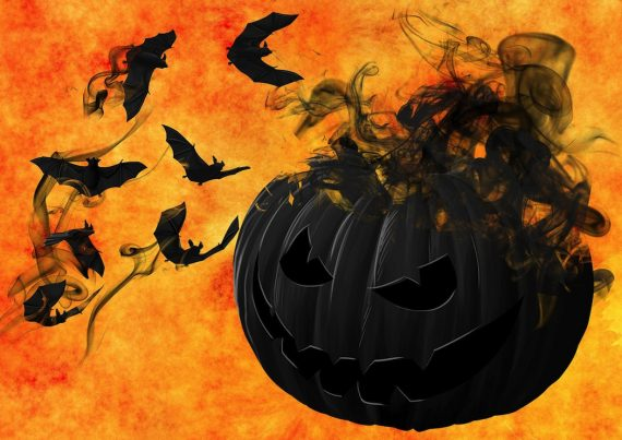 You could be forgiven for thinking Halloween is an American tradition. Image by Alexas_Fotos from Pixabay.