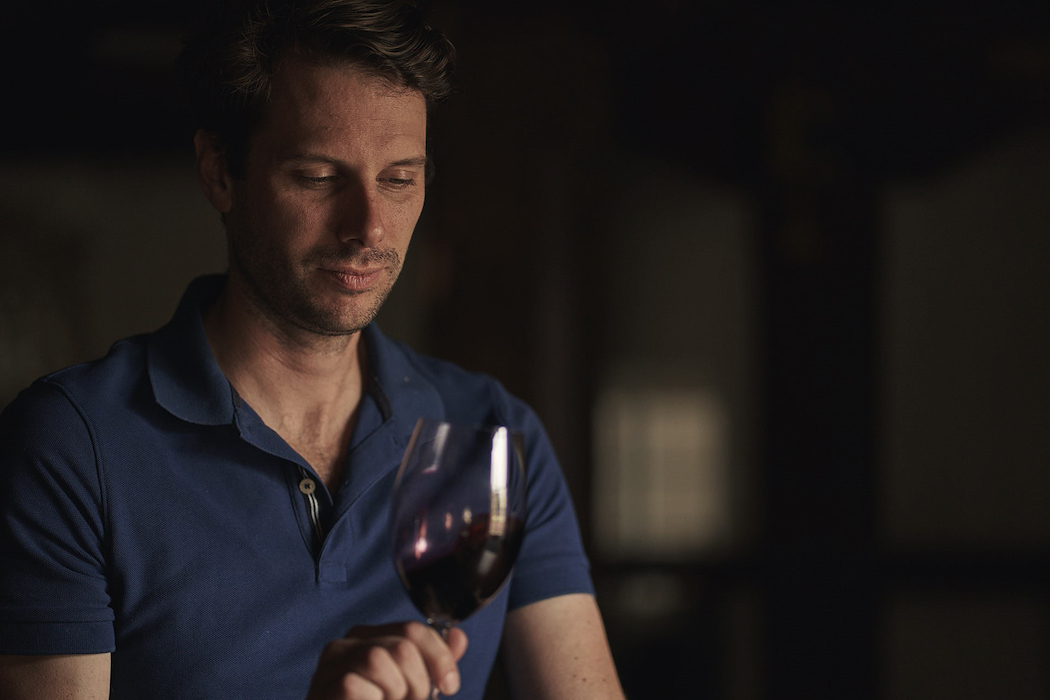 Hardys senior winemaker Nic Bowen: carrying on the philosophy of blending for consistency and quality.