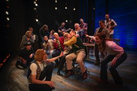 Hit musical Come From Away will run in Brisbane, Sydney and Melbourne.