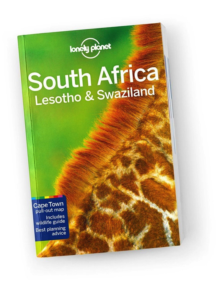 Lonely Planet guide to South Africa Lesotho and Swaziland