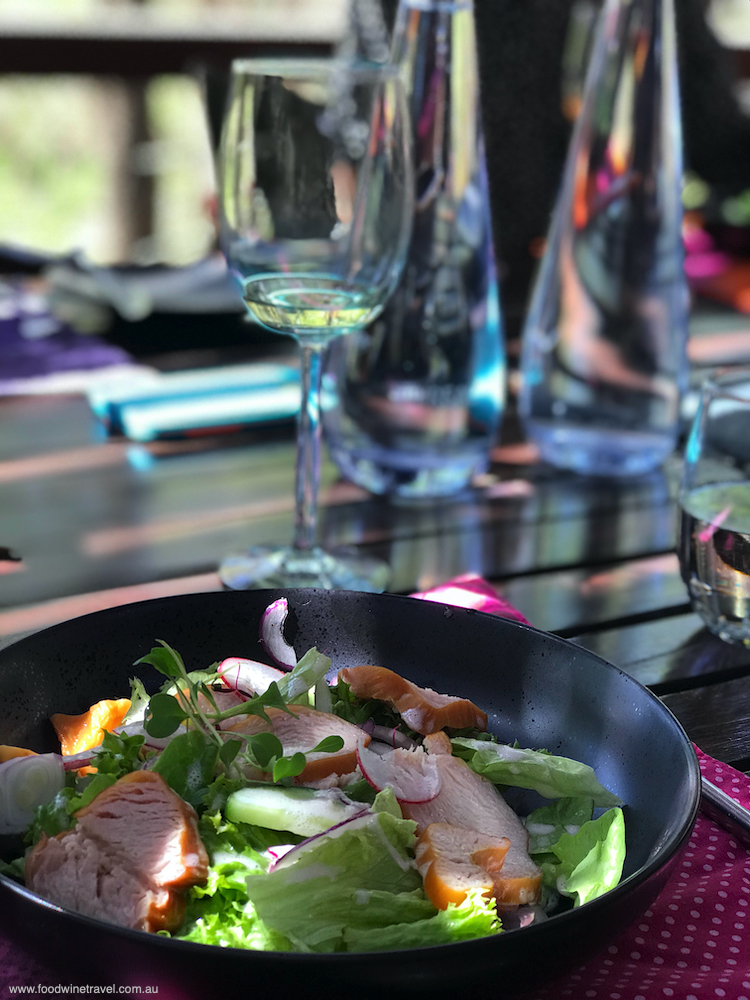 Outstanding food served in a relaxed setting at Jaci's Safari Lodge.