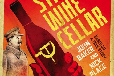 Stalin's Wine Cellar: a book for wine buffs and those who are intrigued by quirky bits of history.
