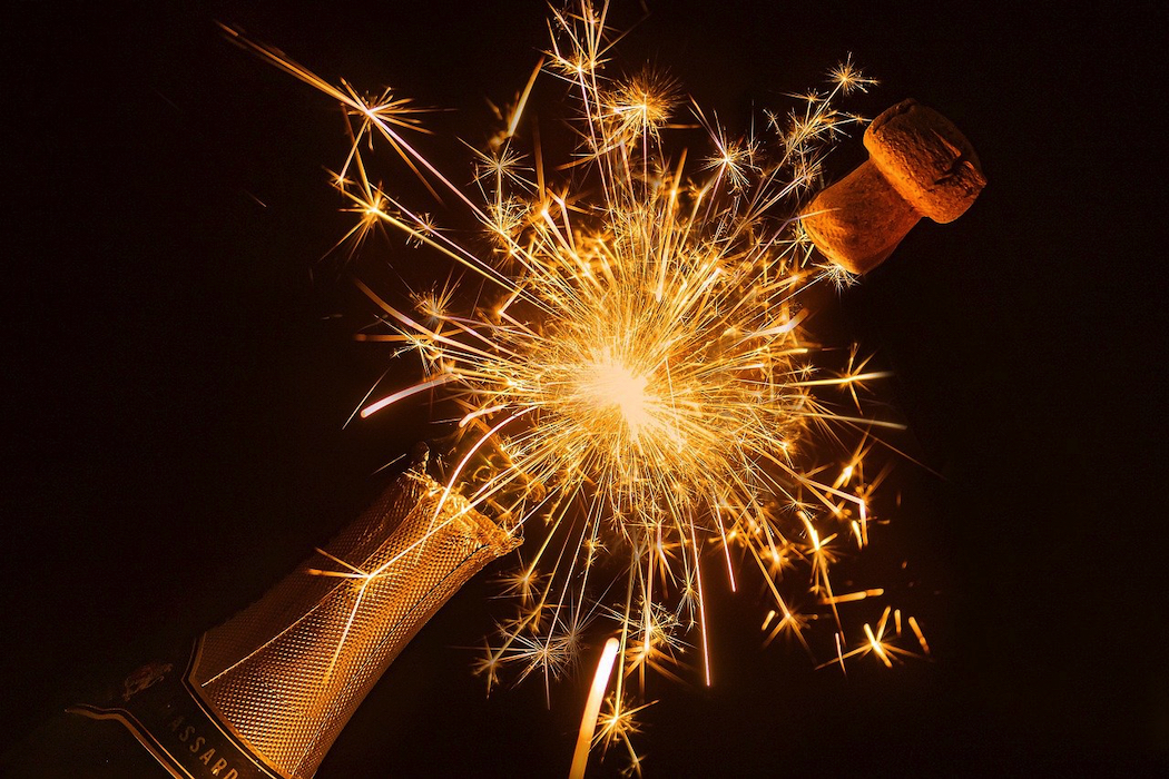 our pick of sparkling wines to ring in the new year