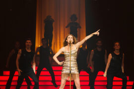 Aline, the story of singing sensation Céline Dion, features at this year's French Film Festival.