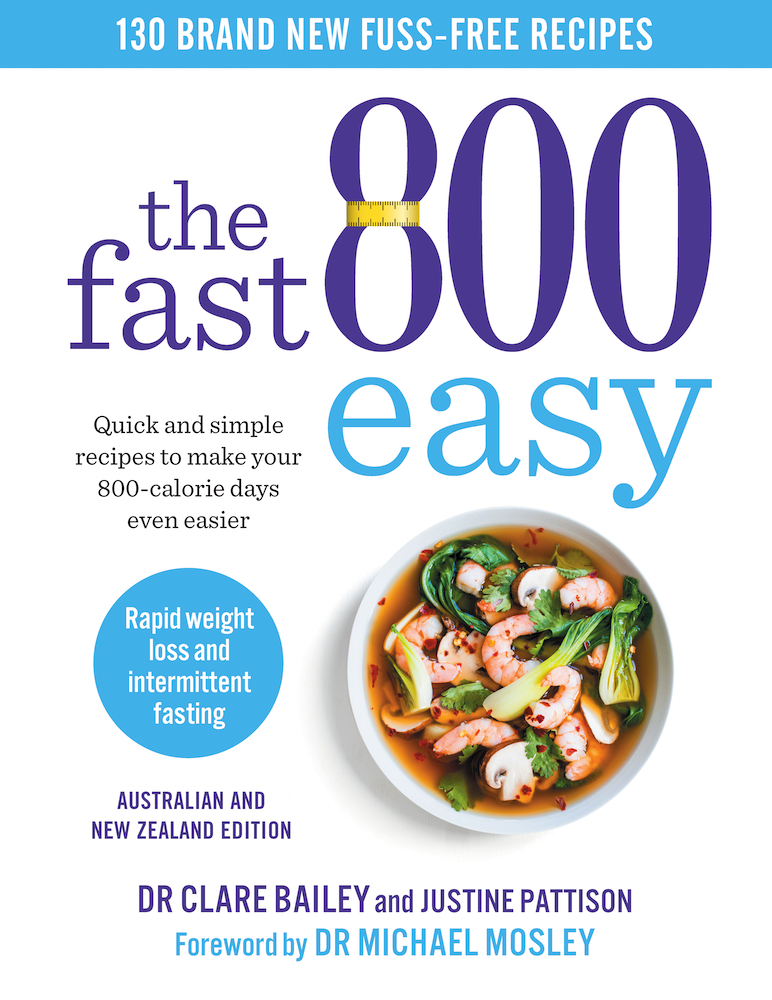 The idea for The Fast 800 Easy was born out of Covid.
