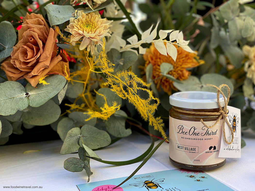 West Village collaborates with Bee One Third to produce a delicious neighbourhood honey.
