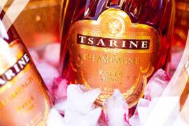 Champagne Tsarine Rose NV