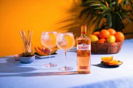 Gordon's Mediterranean Orange Distilled Gin