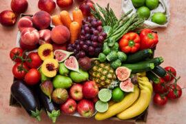 Fresh fruit and veg from Harris Farm Markets.