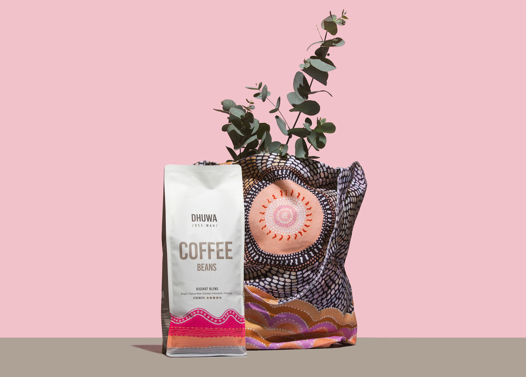 DHUWA is believed to be the first Indigenous-owned coffee brand available at a major supermarket.