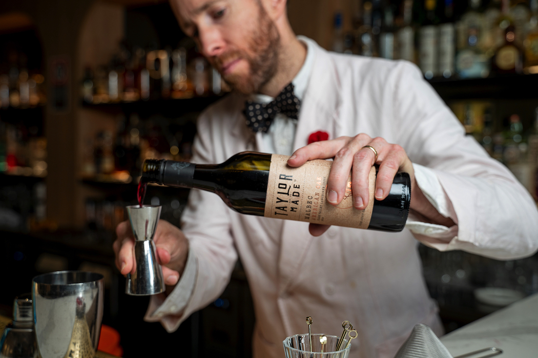 Will Oxenham brings a wealth of experience from New York bar, Dante.